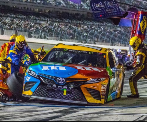 NASCAR: Kyle Busch wins, Ryan Preece impresses at New Hampshire
