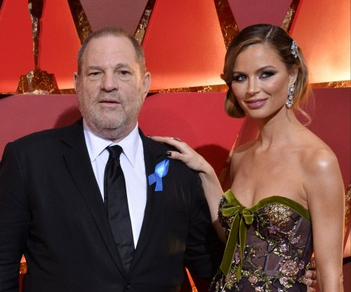 Georgina Chapman announces she is leaving husband Harvey Weinstein