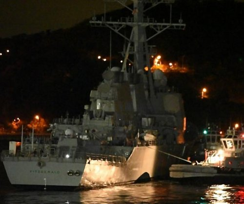Huntington Ingalls contracted for Fitzgerald repairs