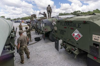 Marine Corps training facility at Parris Island evacuated ahead of Florence