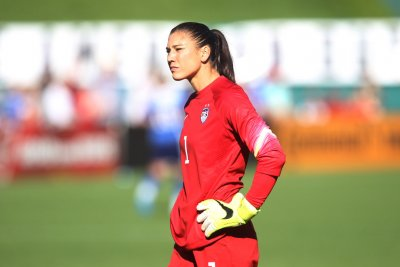 Hope Solo: U.S. women's soccer celebrations during Thailand win was unnecessary