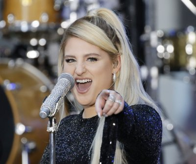 Meghan Trainor performs 'With You' on 'Today'