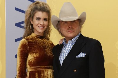 Dwight Yoakam's wife Emily gives birth to their first child