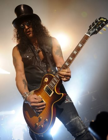 Slash is ready to release first solo album