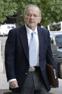 Stevens: 'I have not been convicted'