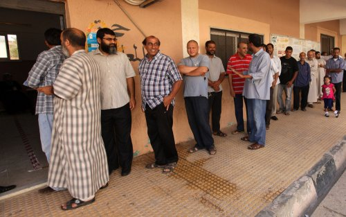 HRW concerned for Libyan detainees