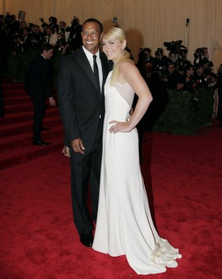 Tiger Woods' girlfriend, Lindsey Vonn, is close with his ex-wife, Elin Nordegren