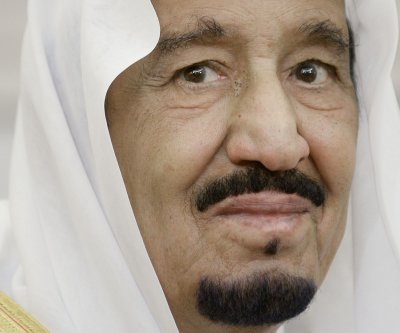 Washington rolls out red carpet for Saudi Arabia's King Salman