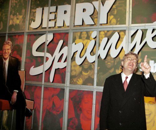 'The Jerry Springer Show' celebrates its 25th anniversary