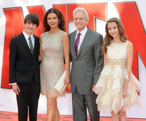 Michael Douglas: Saving marriage to Catherine Zeta-Jones took 'work'