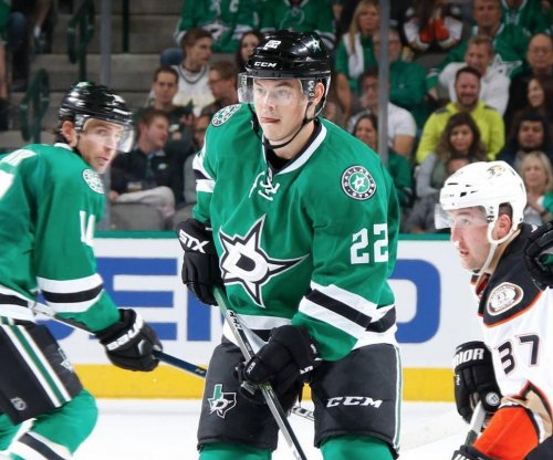 Dallas Stars remove F Jiri Hudler from injured reserve