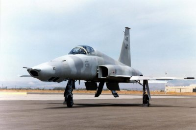 Indonesian air force considering F-5 replacement plans