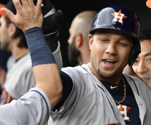 Houston Astros: Yuli Gurriel sparks rout of Toronto Blue Jays