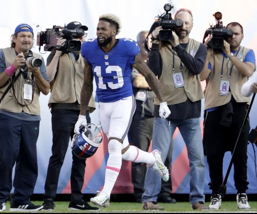 Odell Beckham Jr: NYC doctor says ankle sprains can last up to 12 weeks, WR needs rest