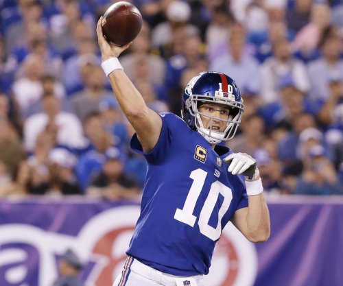 Fantasy Football: Eli Manning to start for New York Giants vs. Dallas Cowboys