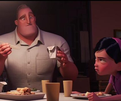 'Incredibles 2': Mr. Incredible struggles to babysit in new trailer