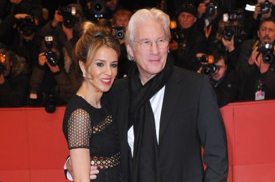 Richard Gere, Alejandra Silva marry at secret wedding
