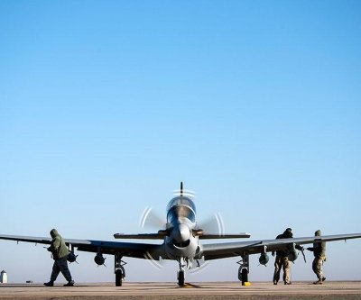 Air Force completes initial proposal for light attack aircraft