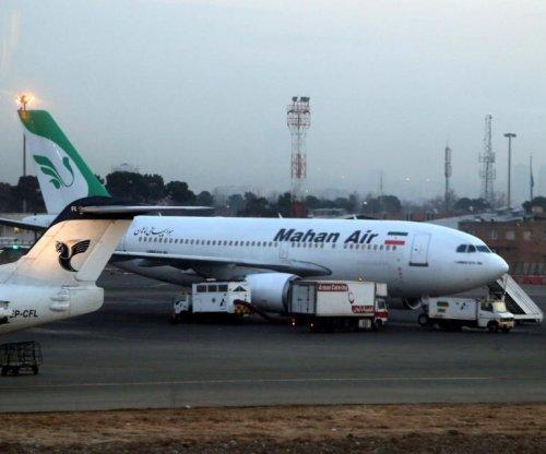 Germany bans Iran's Mahar Air from airspace