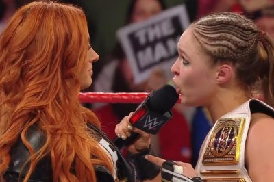 WWE Raw: Becky Lynch chooses Ronda Rousey for WrestleMania