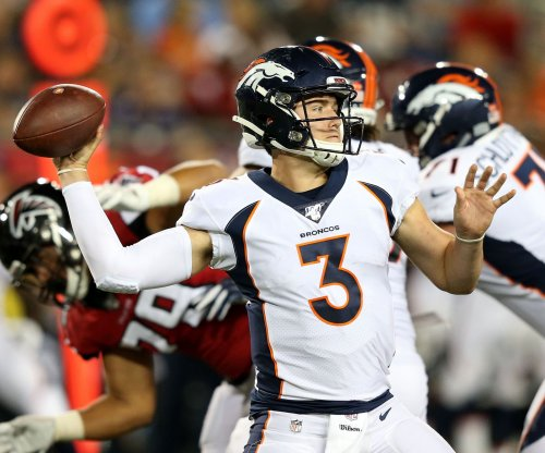 Broncos WR Courtland Sutton out for year, QB Drew Lock to miss 3-5 weeks
