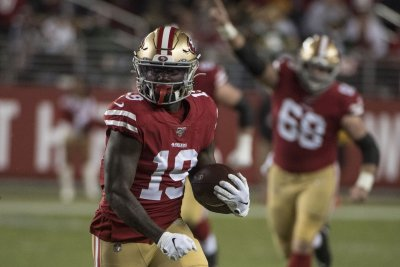 San Francisco 49ers' Deebo Samuel likely out for rest of season