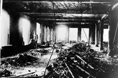 On This Day: Triangle Shirtwaist Factory fire kills 146
