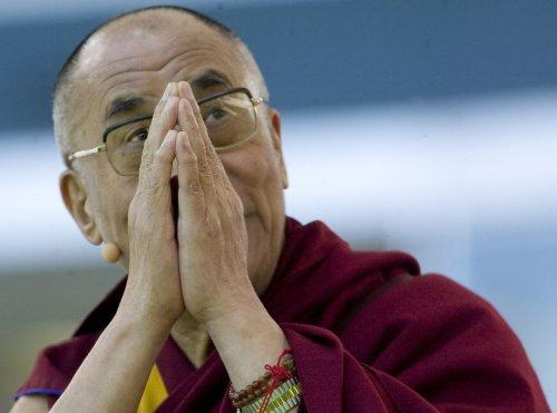 No official reception for Dalai Lama
