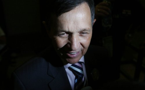 Kucinich polls Wash. state backers on bid