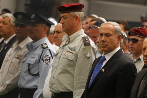 Netanyahu OKs key defenses for gas fields