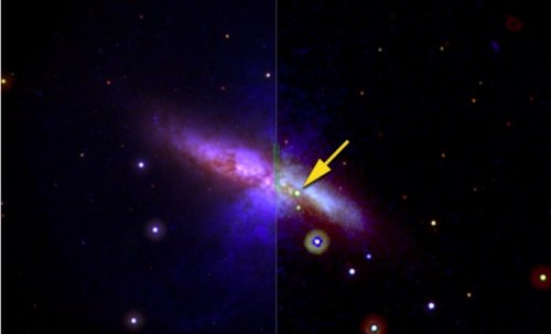 Nearby supernova to be subject of intense observation