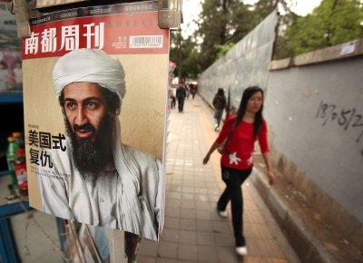 Hollywood eyes film of bin Laden book