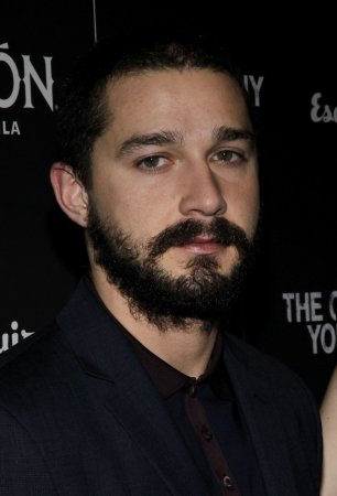 Shia LaBeouf spotted with Alcoholics Anonymous book after NY arrest