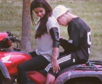 Justin Bieber reminisces about ex-girlfriend Selena Gomez