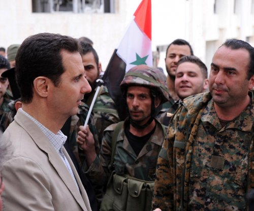 Assad's forces take significant territory from rebels near Damascus