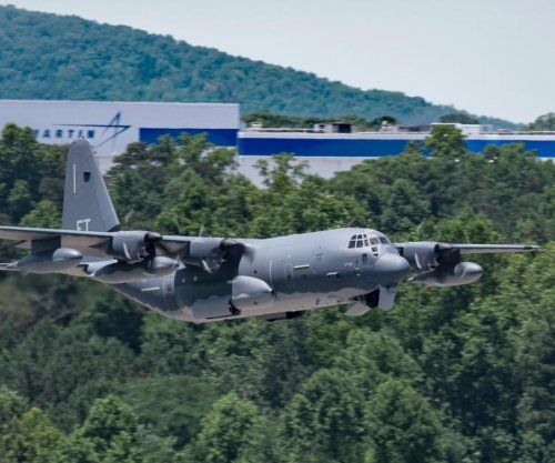 Lockheed delivers two C-130Js to U.S. Air Force