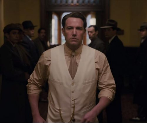 Ben Affleck is a 1920's soldier-turned-gangster in first teaser trailer for 'Live by Night'