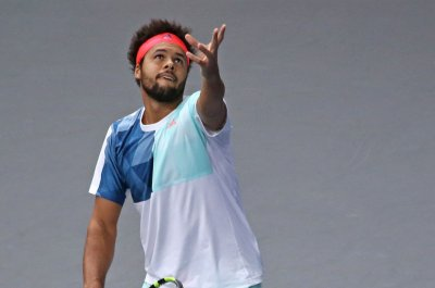 Jo-Wilfried Tsonga wins World Tennis Tournament in Rotterdam