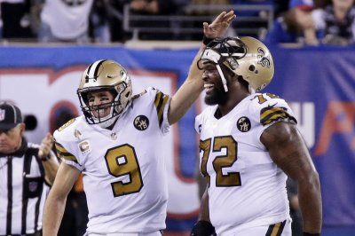 Saints LT Terron Armstead could be out for month