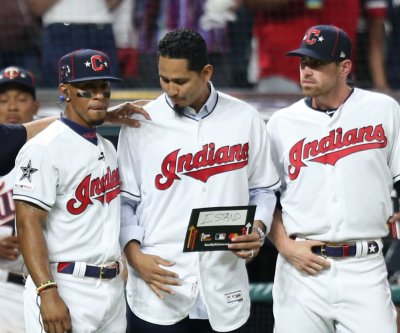 Indians' Carlos Carrasco, Braves' Josh Donaldson named comeback players of year