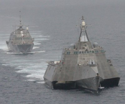 Pentagon nominee: Navy's shipbuilding plan is 'not credible'