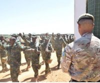 Britain to double number of Somali infantry soldiers it trains this year