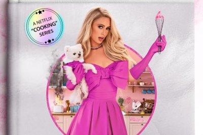 Paris Hilton to host Netflix cooking show