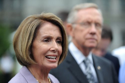 Pelosi presses public healthcare option