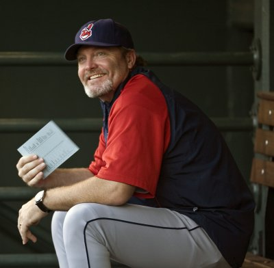 Wedge out as Indians' manager
