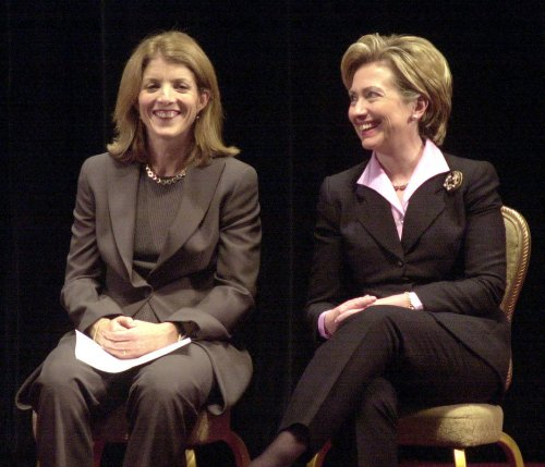 Caroline Kennedy wants Hillary Clinton to run in 2016