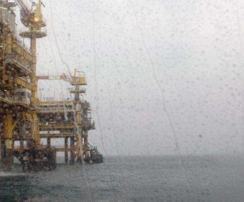More North Sea oil pending
