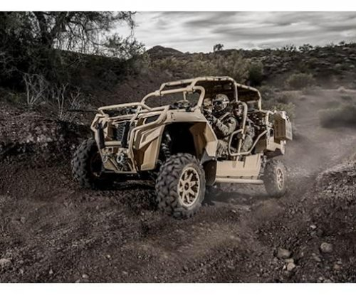 Polaris Defense receives USMC order for off-road vehicles