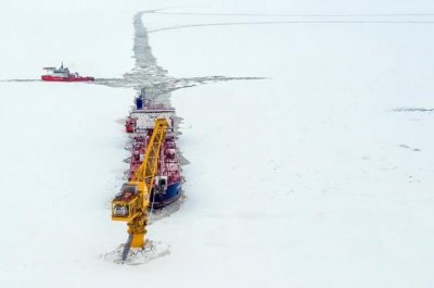 Russia claims new oil field discovered in the Arctic