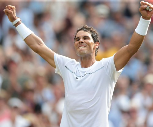 Rafael Nadal rolls on with another Wimbledon win